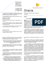 Gracia, Sesion 5