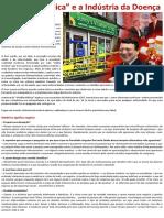 'a Máfia Médica' e a Indústria Da Doença - Portugal Mundial