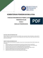 Pppm Pendidikan Islam Bd Tahun 1_edited
