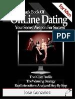 Online Dating for Men - Jose Gonzalez