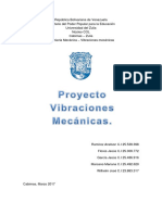 Vibraciones Motor - Caja - Compresor
