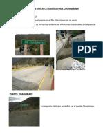 Informe Visita Cochabamba