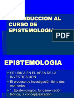 Introduccion a La Epistemologia2014