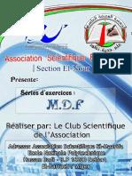 MDF série