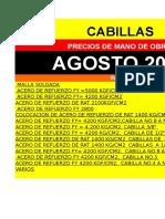 Precio mano de Obra en Cabillas. DEMO AGOSTO-2015  CABILLAS.xls