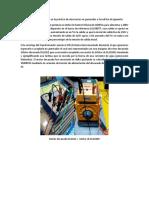 Informe Sincronizar Generador Redes