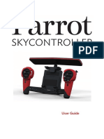 Skycontroller User Manual Parrot