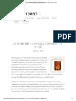 2592 INVOKING ANGELS FOR HEALING (Print) — Rabbi David Cooper.pdf