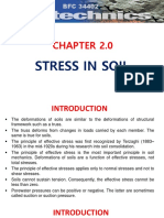 Chapter 2- Stresses in Soil
