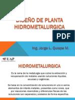 PLANTAS HIDROMETALURGICAS
