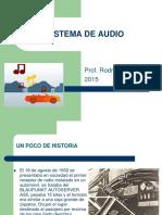 Sistema de Audio