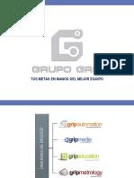Grupo Grip Curiculum