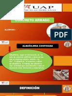 Albañileria Confinada V