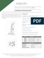 Ficha Tecnica PF, Micro y Bases
