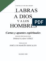 yanez, inmaculada - santa rafaela, palabras de dios a los hombres.pdf
