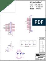 Dell Inspiron 1545 - Wistron Dr1 Roberts - New Card Board - Rev Sb