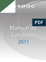 Manual Condutas 2011