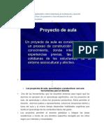 Proyectos Pedagogicos Material Ensayo
