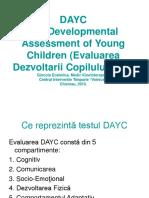 Dezvoltarea Neurologica a Copilului