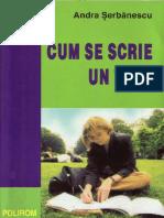 156590089 Cum Sa Scriem Cum Se Scrie Un Text(1) (1)