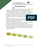 GESTION DE COSTOS Y GESTION DE CALIDAD