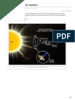 Assembling the Solar System