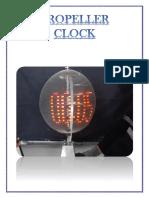 Proyecto Propeler Clock