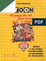 Ediciones de Mente - Toon - Castellano