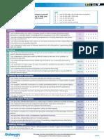 B2+ UNIT 9 CEFR checklist