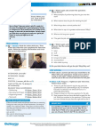 B2+ UNIT 9 Life skills video worksheet