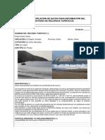 Inventario Turístico - Playa Puerto Santa