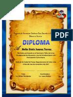 Segunda Parte (Diplomas)