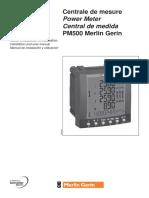 Manual Instalación y Utilización de PM500