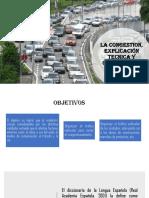 Congestion Vehicular