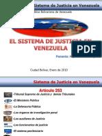 Sistema Justicia Venezuela