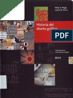 Historia del Diseño Grafico libro- Phillips B. Meggs