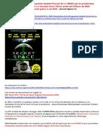 11-2005-Révélations d'Un Programme Spatial Secret de La NASA par le producteur Chris Everard dont La Version Sous-Titrée avait été Effacé du Web