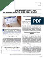 Www.20minutes.fr Invitation Facebook Massive Nos Cinq Conseils Pour Eviter Ce Genre de Galere