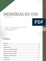 Memorias de Usb