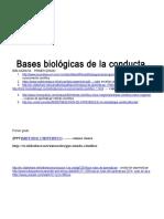 Bases Biologicas