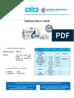 Ft Tabletas Dpd#1 Rapid