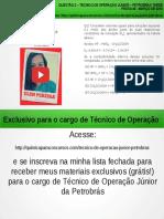 Técnico de Operação Júnior PETROBRAS Questão 2 Resolvida da Prova 40 PETROBRAS Março/2010</div></div><div class=