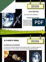 Geologia - La Tierra