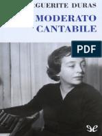 Duras, M. Moderato Cantabile
