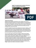 Los Afro Bolivianos y Su Espacio en La Pluriculturalidad Multiétnica