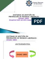 FORMACION OHSAS 18001