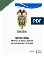 PRESENTACION RIESGOS LABORALES