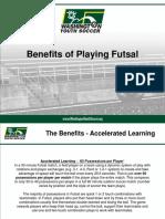 Benefits of Playing Futsal