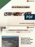 150416259 Planeamiento de Minado en Cuajone Souther Peru 2002