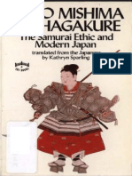 Mishima - The Samurai Ethic and Modern Japan-min